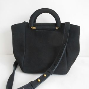 New MADEWELL Top-Handle Leather Mini Bag
